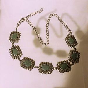 Gypsy Look Chain Belt